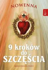 Nowenna 9 kroków do szczęścia - Małgorzata Pabis | mała okładka
