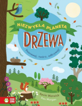 Niezwykła planeta Drzewa - Kevin Warwick | mała okładka