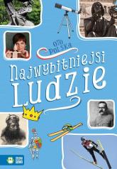 Oto Polska Najwybitniejsi ludzie - Anna Zaborowska   mała okładka