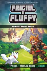 Frigiel i Fluffy. Powrót Smoka Kresu - Digard Nicolas, Frigiel | mała okładka