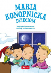 Maria Konopnicka dzieciom - Maria Konopnicka | mała okładka
