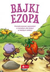 Bajki Ezopa - Ezop   mała okładka