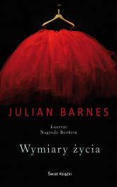 Wymiary życia - Barnes Julian P. | mała okładka