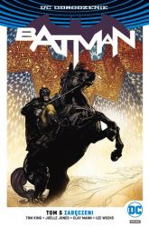 Batman Tom 5 Zaręczeni - Tom King | mała okładka