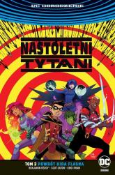 Nastoletni Tytani Tom 3 Powrót Kida Flasha - Percy Benjamin, Wolfman Marv, Fontana Shea | mała okładka