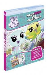 Littlest Pet Shop Megapaka dla dzieciaka - zbiorowe opracowanie | mała okładka