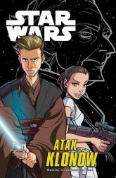 Star Wars Atak klonów / komiks / - Chimisso Igor, Römling Ingo   mała okładka