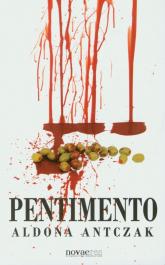 Pentimento - Aldona Antczak   mała okładka