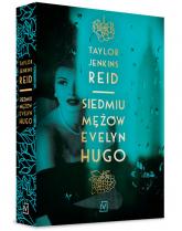 Siedmiu mężów Evelyn Hugo - Taylor Jenkins Reid | mała okładka
