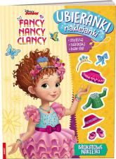 Fancy Nancy Clancy Ubieranki, naklejanki/SDU9102 SDU-9102 - zbiorowe opracowanie | mała okładka