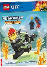 LEGO City Pogromcy pożarów - zbiorowe opracowanie | mała okładka