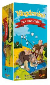 Kingdomino Era Gigantów - Bruno Cathala | mała okładka