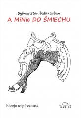 A minie do śmiechu - Sylwia Stanibuła-Urban | mała okładka