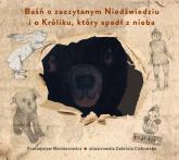 Baśń o zaczytanym Niedźwiedziu i o Króliku, który spadł z nieba - Przemysław Wechterowicz | mała okładka