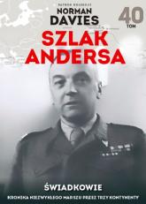 Szlak Andersa 40 Świadkowie -  | mała okładka