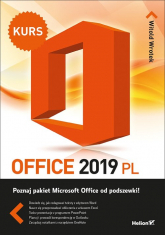 Office 2019 PL. Kurs - Wrotek Witold | mała okładka