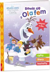 Kraina lodu Bawię się z Olafem OLF-9101 -  | mała okładka