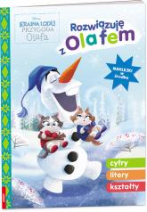 Kraina Lodu Rozwiązuję z Olafem OLF-9102 -  | mała okładka