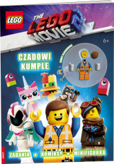 LEGO Movie 2 Czadowi kumple LNC-6051 - zbiorowe opracowanie | mała okładka