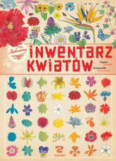 Ilustrowany inwentarz kwiatów - Virginie Aladjidi | mała okładka
