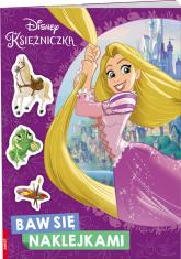 Disney Księżniczka Baw się Naklejkami -  | mała okładka