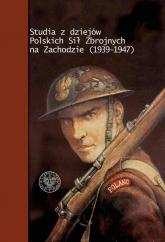 Studia z dziejów Polskich Sił Zbrojnych na Zachodzie (1939-1947) -  | mała okładka