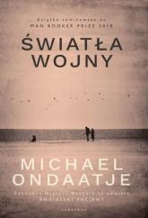 Światła wojny - Michael Ondaatje | mała okładka