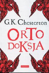 Ortodoksja - G.K. Chesterton | mała okładka