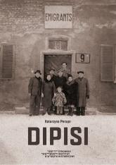Dipisi Żydzi polscy w amerykańskiej i brytyjskiej strefach okupacyjnych Niemiec, 1945–1948 - Katarzyna Person | mała okładka