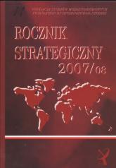 Rocznik strategiczny 2007/2008 -    mała okładka