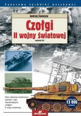 Czołgi II wojny światowej - Andrzej Zasieczny | mała okładka