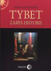 Tybet Zarys historii - Karenina Kollmar-Paulenz   mała okładka