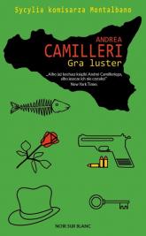 Gra luster - Andrea Camilleri | mała okładka