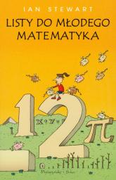 Listy do młodego matematyka - Ian Steward | mała okładka