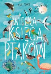 Wielka księga ptaków - Yuval Zommer | mała okładka