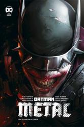 Batman Metal Metal - Mroczni Rycerze Tom 2 - Snyder Scott, Tynion James | mała okładka