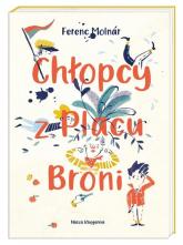 Chłopcy z Placu Broni - Ferenc Molnar | mała okładka