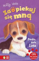 Zaopiekuj się mną Biedna mała Luna - Holly Webb | mała okładka