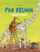 Pan Brumm Pan Brumm i Megasaurus - Daniel Napp | mała okładka