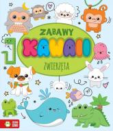Zabawy Kawaii Zwierzęta - redakcyjne Opracowanie | mała okładka