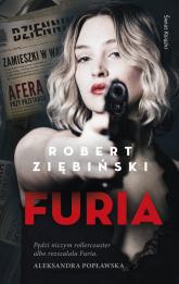 Furia - Robert Ziębiński | mała okładka