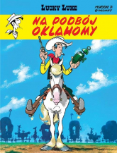 Lucky Luke Na podbój Oklahomy Tom 14 - René Goscinny | mała okładka