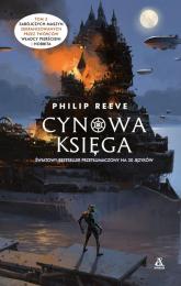 Cynowa księga - Philip Reeve | mała okładka