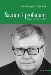 Sacrum i profanum - Ks. Alfred Marek Wierzbicki | mała okładka
