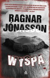 Wyspa - Ragnar Jonasson | mała okładka