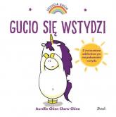 Uczucia Gucia Gucio się wstydzi - Chine Aurelie Chien Chow | mała okładka