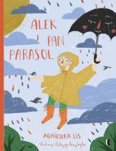 Alek i Pan Parasol - Agnieszka Lis | mała okładka