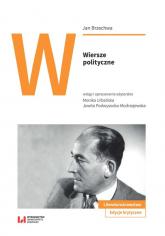 Wiersze polityczne - Jan Brzechwa | mała okładka
