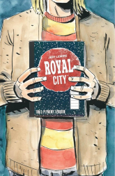 Royal City Tom 3 - Jeff Lemire | mała okładka