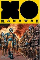 X-O Manowar - 2 - Generał - Matt Kindt | mała okładka